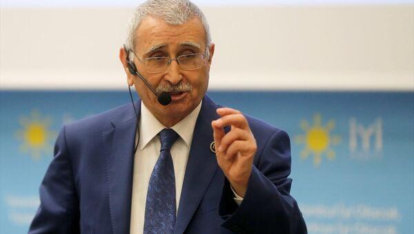İYİ Parti Ekonomiden Sorumlu Genel Başkan Yardımcısı Durmuş Yılmaz - Sputnik Türkiye