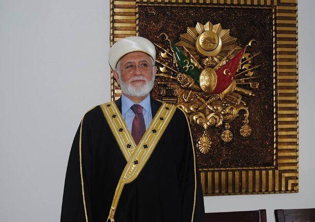 Mardin Artuklu Üniversitesi Rektörü Profesör Ahmet Ağırakça