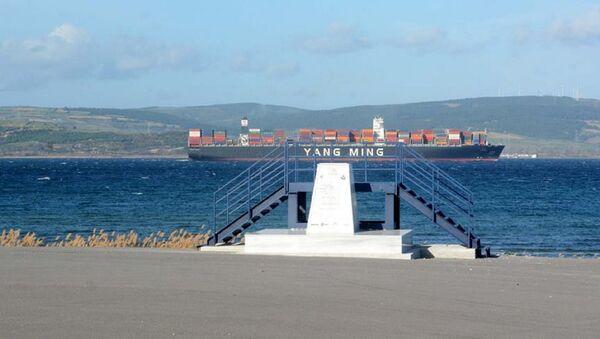 Çanakkale Köprüsü için çalışmalar başladı - Sputnik Türkiye