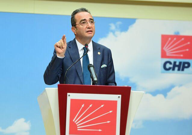CHP Genel Başkan Yardımcısı ve Parti Sözcüsü Bülent Tezcan