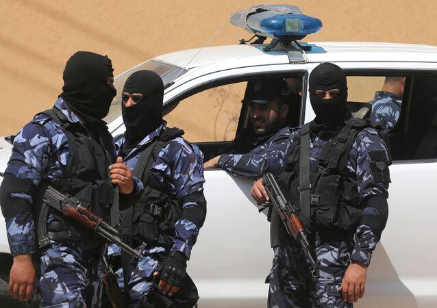 Hamas mensubu güvenlik güçleri