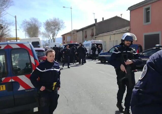 Fransa-Rehine krizi