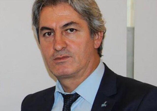HDP Van Milletvekili Lezgin Botan