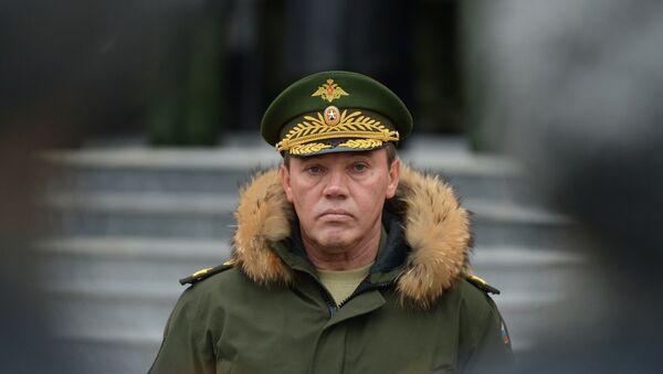 Russian Chief of the General Staff, Gen. Valery Gerasimov - Sputnik Türkiye