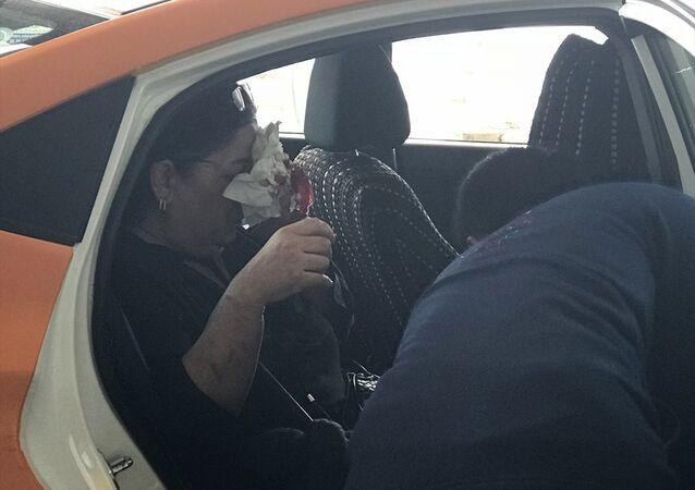 Uber şoförünün kadın yolcuyu darbettiği iddiası