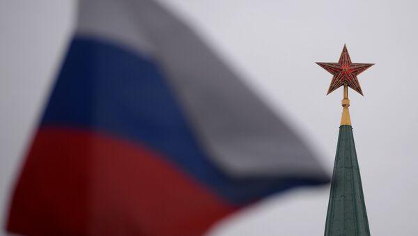 Kremlin- Rusya bayrağı - Sputnik Türkiye