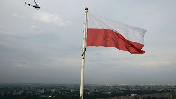 Polonya bayrağı - Sputnik Türkiye