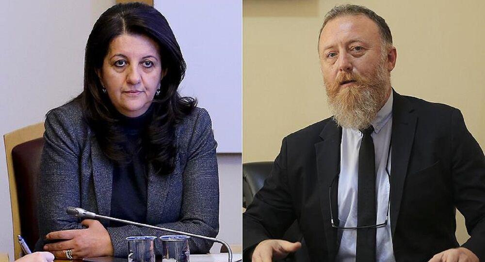 Pervin Buldan, Sezai Temelli, HDP