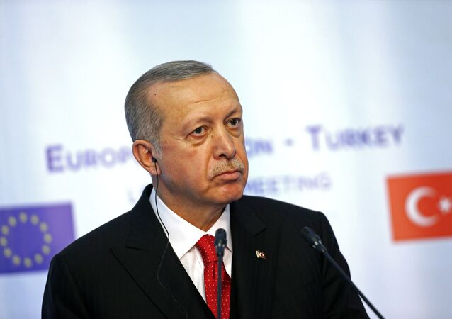 Cumhurbaşkanı Recep Tayyip Erdoğan, Avrupa Birliği (AB)