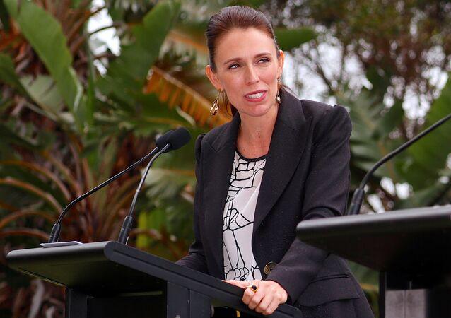 Yeni Zelanda Başbakanı Jacinda Ardern