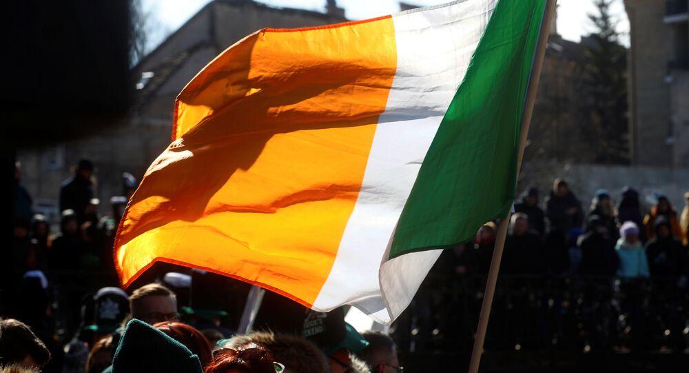 İrlanda bayrağı