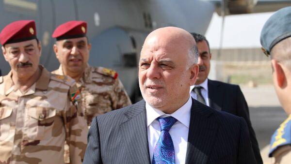 Irak Başbakanı Haydar el İbadi - Sputnik Türkiye