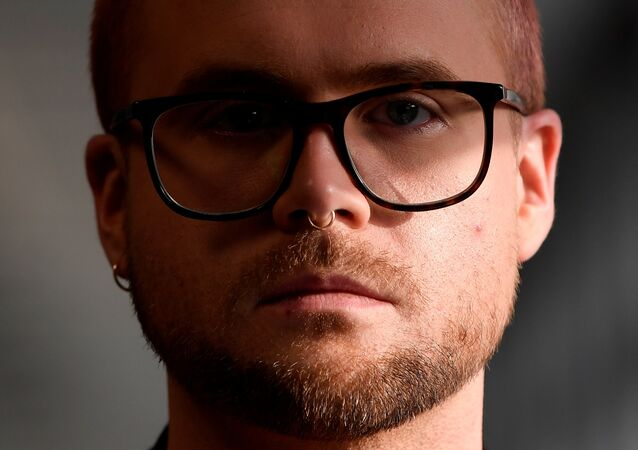 Cambridge Analytica muhbiri Christopher Wylie