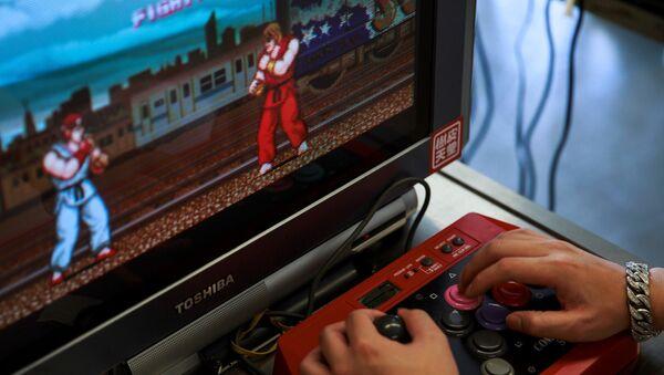 Street Fighter - Sputnik Türkiye