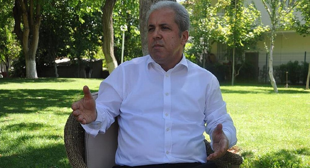 AK Parti Gaziantep Milletvekli Şamil Tayyar