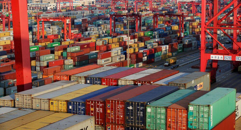 Çin-Şanghay-Ticaret