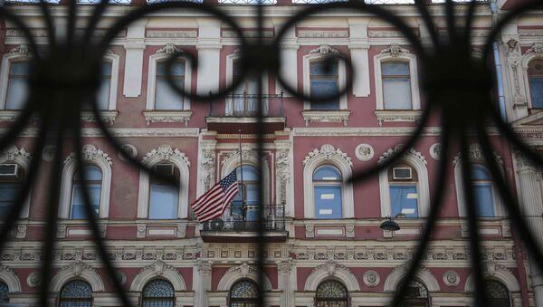 ABD'nin St. Petersburg Konsolosluğu - Sputnik Türkiye