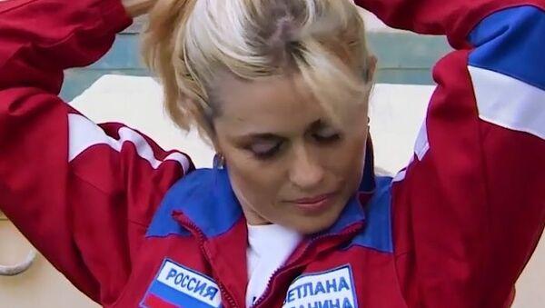 Dünya'nın en iyi kadın pilotu - Sputnik Türkiye