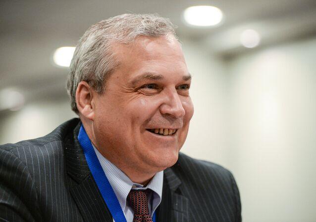 Rusya'nın ABD Ticari Temsilcisi Aleksandr Stadnik