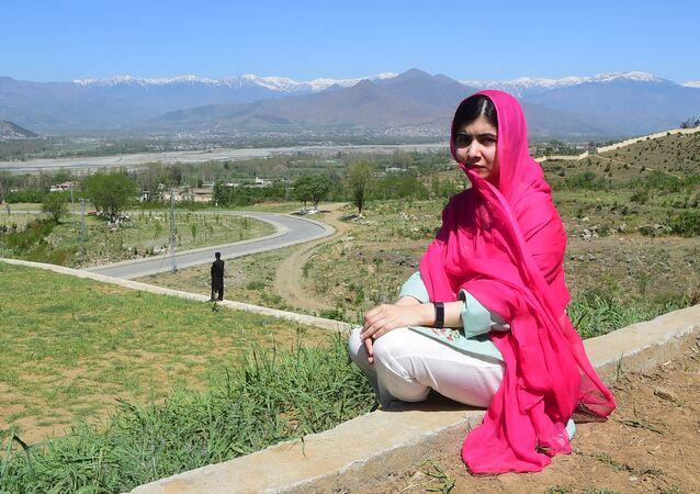 Malala Yusufzay Svat Vadisi'nde