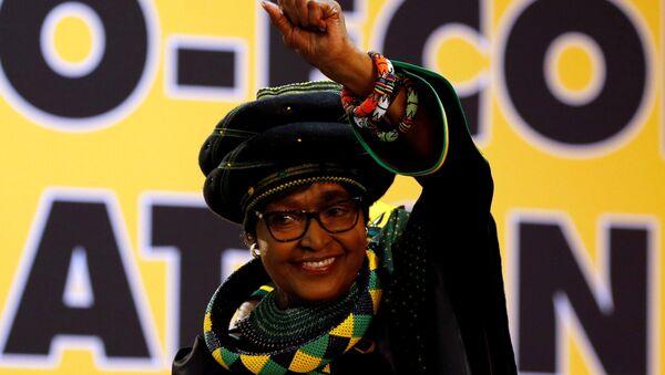 Winnie Madikizela Mandela - Sputnik Türkiye