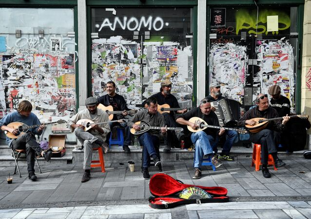 Yunanistan-Müzik-Buzuki