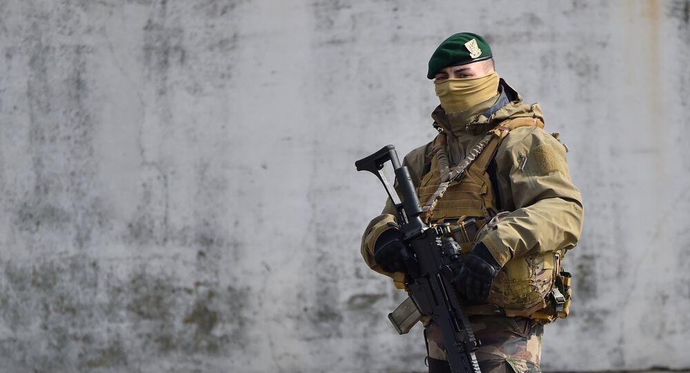 Fransız özel kuvvetleri, Fransa askeri, Fransa ordusu