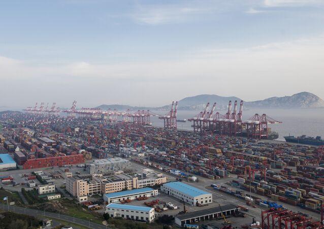 ABD-Çin-Ticaret
