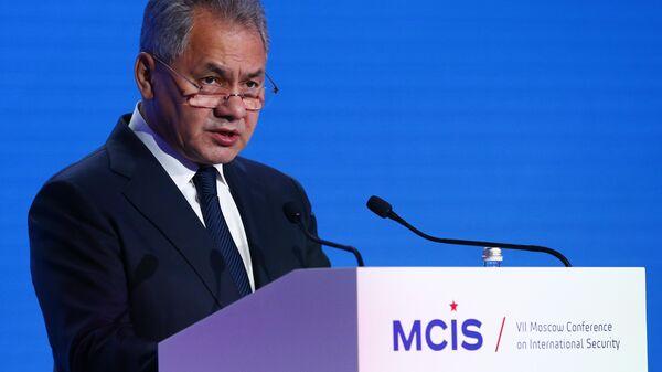 Rusya Savunma Bakanı Sergey Şoygu - Sputnik Türkiye