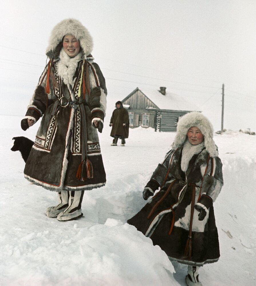 Efsanevi Rus fotoğrafçı Yuriy Abramoçkin'in çalışmaları
