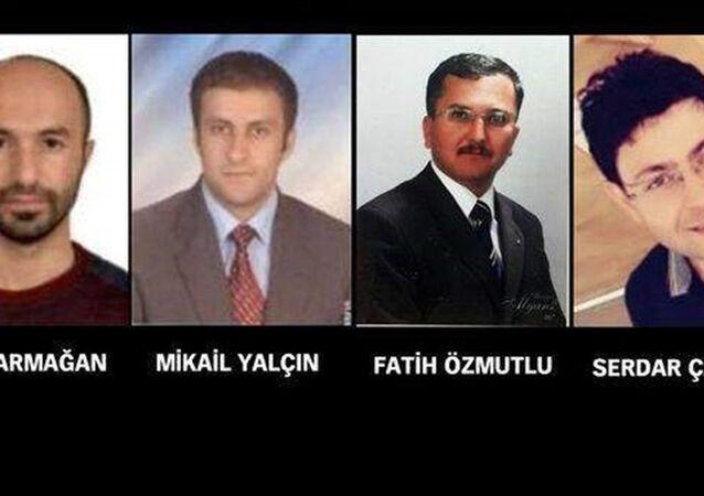 Eskişehir Osmangazi Üniversitesi silahlı saldırıda yaşamını yitirenler