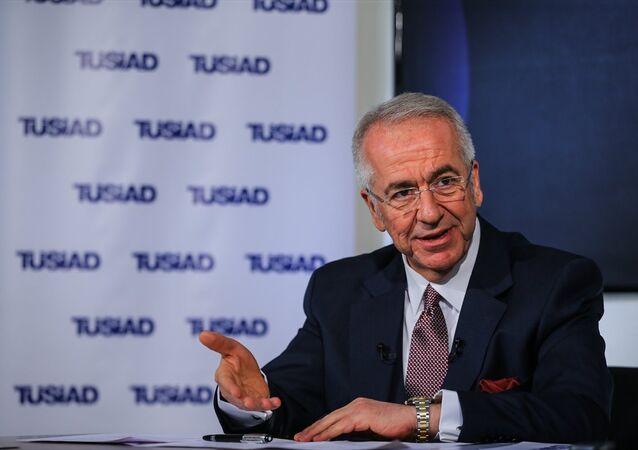 Türk Sanayicileri ve İş İnsanları Derneği (TÜSİAD) Yönetim Kurulu Başkanı Erol Bilecik