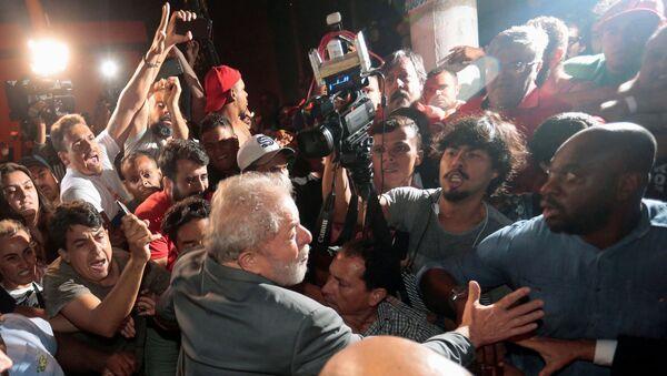 Eski Brezilya Devlet Başkanı Lula - Sputnik Türkiye
