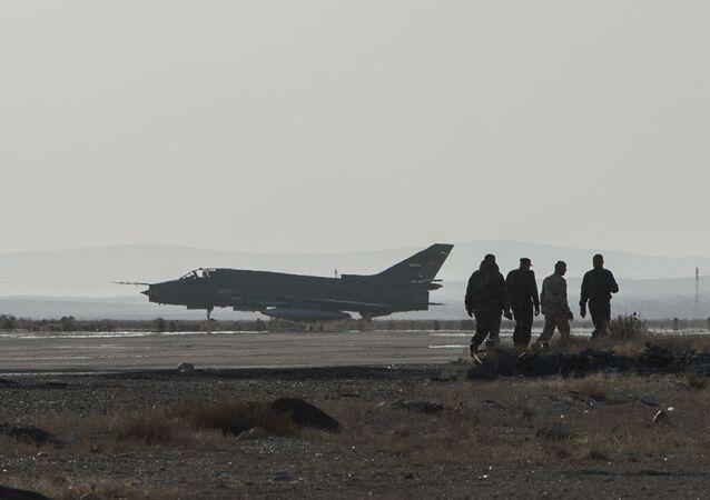Su-22 uçağı
