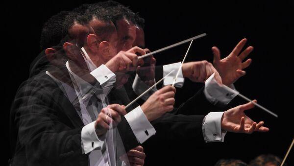 Orkestra-Klasik müzik - Sputnik Türkiye