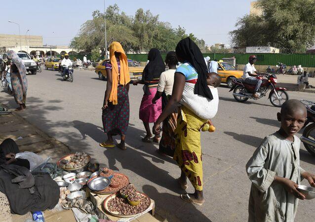 Çad'ın başkenti N'Djamena