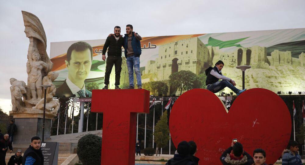ABD Başkanı Beşar Esad