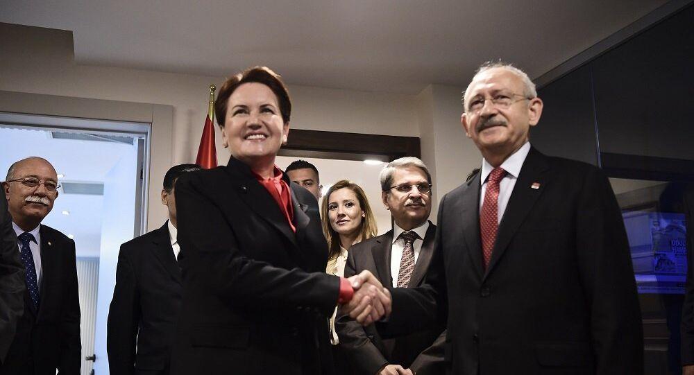Kemal Kılıçdaroğlu, Meral Akşener