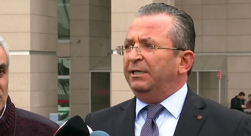 İstanbul Taksiciler Birliği Başkanı İrfan Öztürk