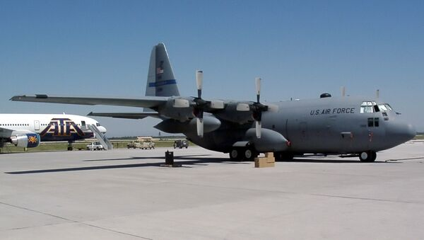 Lockheed C-130 Hercules - Sputnik Türkiye