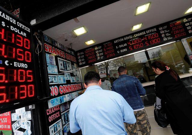 Euro, dolar, sterlin, döviz