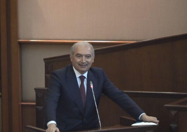 İstanbul Büyükşehir Belediye (İBB) Başkanı Mevlüt Uysal