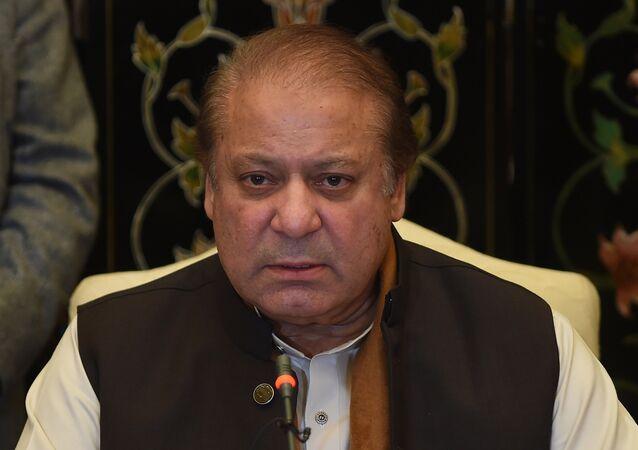 Eski Pakistan Başbakanı Navaz Şerif
