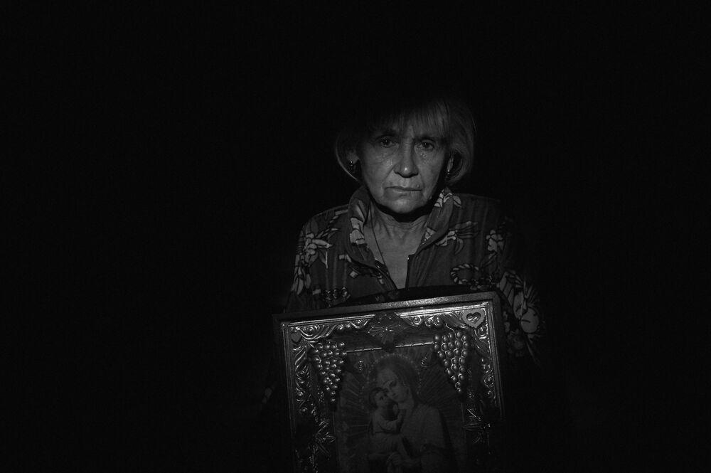 Rus foto muhabirinden çarpıcı kareler