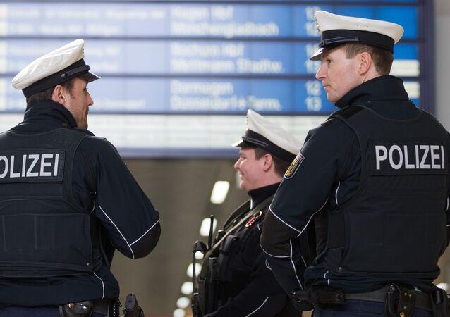 Polizei, Deutschland (Symbolbild)