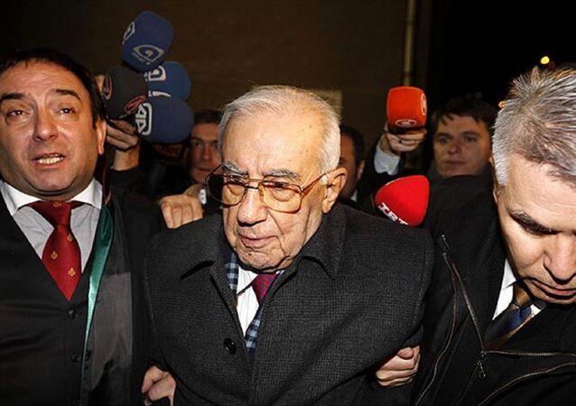 28 Şubat davasında ömür boyu hapis cezasına çarptırılan dönemin Genelkurmay Başkanı İsmail Hakkı Karadayı