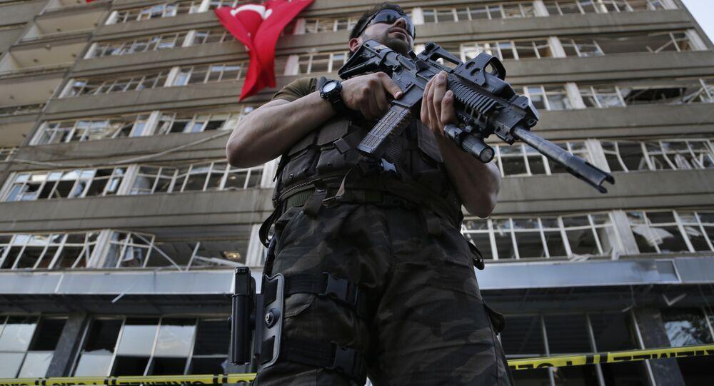 Ankara özel polis kuvvetleri 19 Temmuz 2016