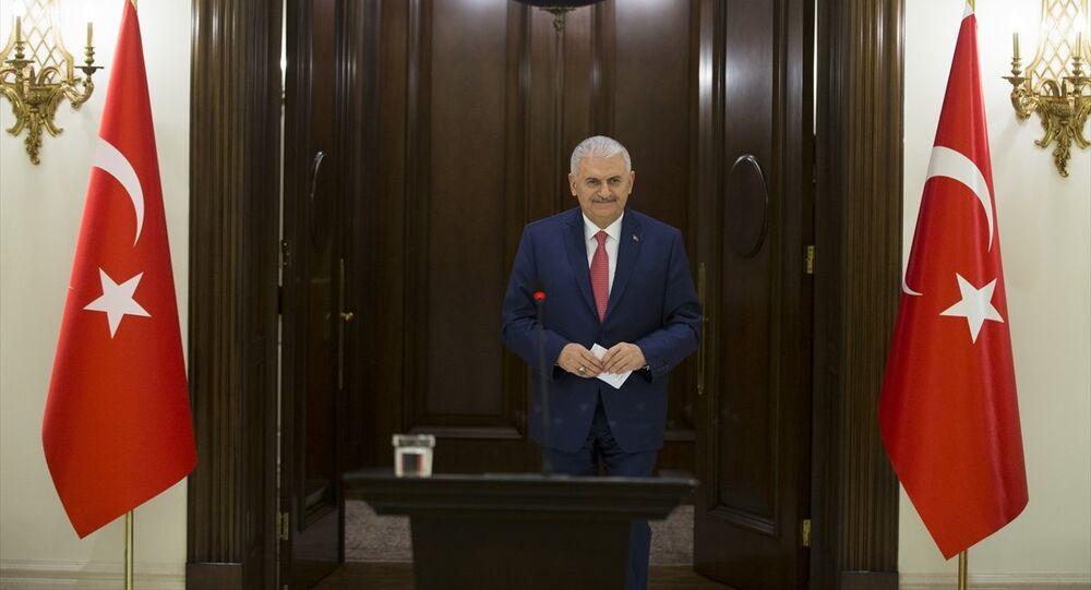 Başbakan Binali Yıldırım