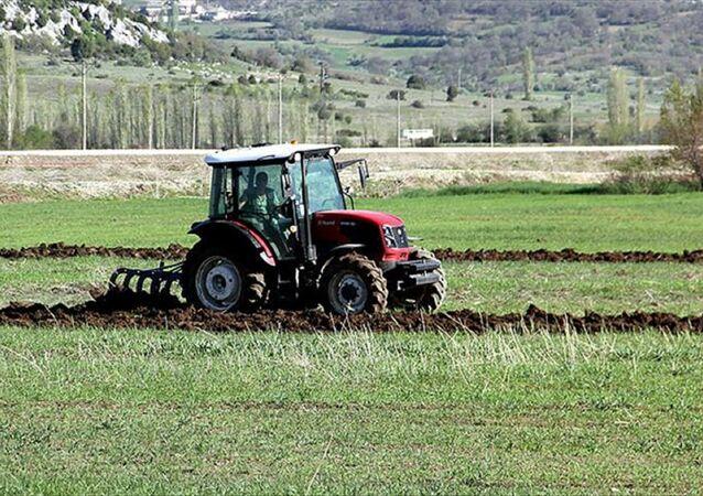 Gübre, tarım arazisi