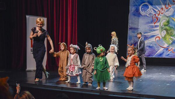 II. Uluslararası Çocuk ve Gençlik Festivali, dünyanın çeşitli ülkelerinde Rusça konuşan çocuk ve gençleri İstanbul'da bir araya getirdi. - Sputnik Türkiye